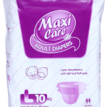 Adult Diapers Maxi Care 10S Large